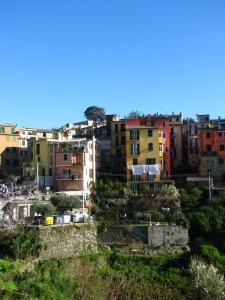 บ้านเมืองจาก Corniglia