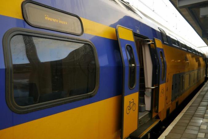 รถไฟเนเธอร์แลนด์